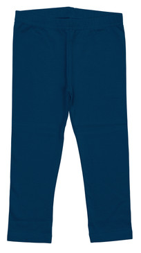 Fitted Leggings- Indigo