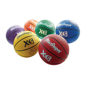 Women's MacGregor Intermediate Size Multicolor Basketball Prism Pack