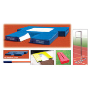 High School Track and Field Pole Vault Equipment - Stackhouse Economy/Value Package