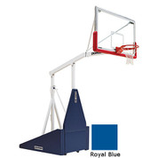 Royal Indoor Portable Porter 735 Adjustable Height Basketball System