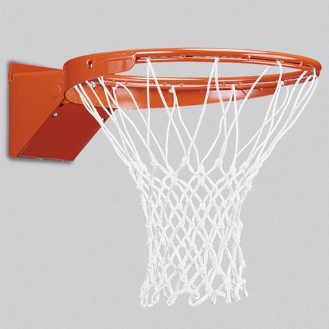 Standard-Duty Nylon Net for Most 12 Loop Basketball Rims