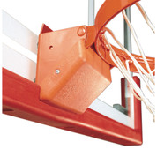 Burnt Orange Bison DuraSkin Basketball Backboard Safety Padding