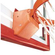 Maroon Bison DuraSkin Basketball Backboard Safety Padding
