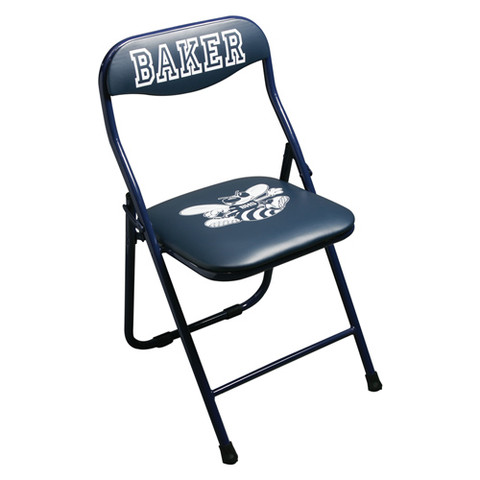 Custom Design and Color Universal Padded Folding Chair for Basketball or Volleyball Courts