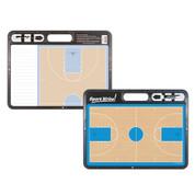 Sport Write Pro 2 Sided Basketball Dry Erase Board - Lap Size