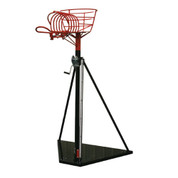 Spalding McCalls Basketball Rebounder with Adjustable Height
