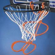 Ballback Pro for Rebounding Basketballs to Shooter - Fits all Standard Rims in Seconds