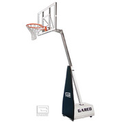 Gared Sports Mini-EZ Portable Basketball Goal for Home, Church, School, Recreation Center
