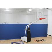 Gared Sports Super-Z54 Indoor Portable Basketball Goal with 54-inch Acyrlic Backboard