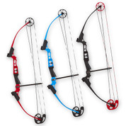 Black Left Hand Genesis Mini Bow for Young Archery Students