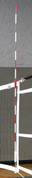 Official Red and White Stripped Volleyball Net Antenna