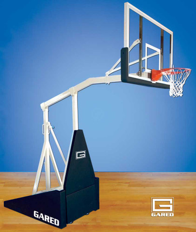 Gared Sports Hoopmaster LT Portable Basketball Goal