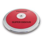 Stackhouse Red Super Discus Low Spin 1.5 kilogram  - Value/budget discus