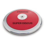Stackhouse Red Super Discus Low Spin 750 gram  - Value/budget discus