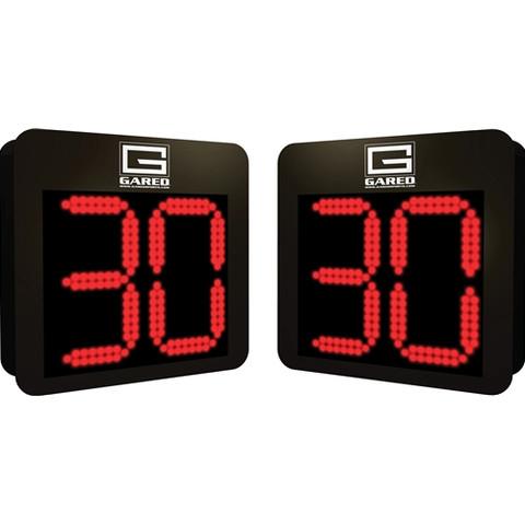 Gared Sports Alphatec Basektball LED Shot Clocks