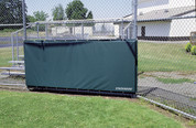 Baseball or Softball Backstop or Outfield Fence Protective Padding by Stackhouse