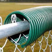 Poly-Cap Fence Guard-Green (100')