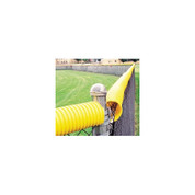 Poly-Cap Fence Guard-Yellow (100'Roll)