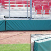Backstop Padding - Dark Green