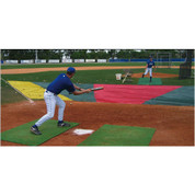 Bunt Zone Infield Protector/Trainer -Med