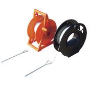 Large Reel String Winder - Caddy Model - Orange