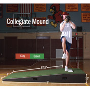 Practice Mound with Turf-Pro Size