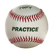 MacGregor #79P Leather Practice Baseball