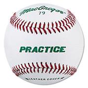 MacGregor® #79PY Synthetic Prac Baseball