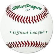 MacGregor #87SP Official League