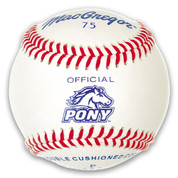 MacGregor #75 Official Pony® League