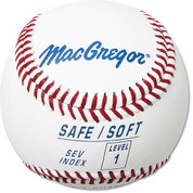 Safe/Soft Baseballs - Level 1
