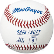 Safe/Soft Baseballs - Level 5