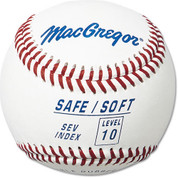 Safe/Soft Baseballs - Level 10