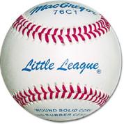 MacGregor® #76-1 League Baseball