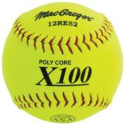 "MacGregor X52RE ASA Slow Pitch 12"" Softball - Composite"