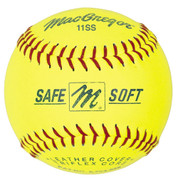 """MacGregor 11"""" Safe/Soft Training Softball"""