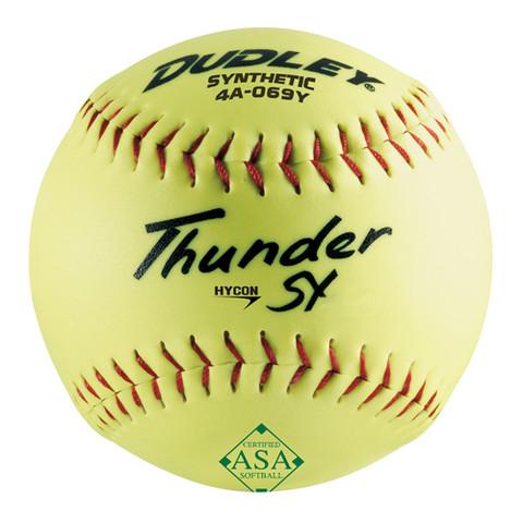 Dudley ASA Thunder SY HyCon - Synthetic