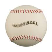 "Unbelieva-BALL 12"" Softball White"