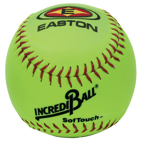 "Easton Softouch Ball 12"" Yellow"