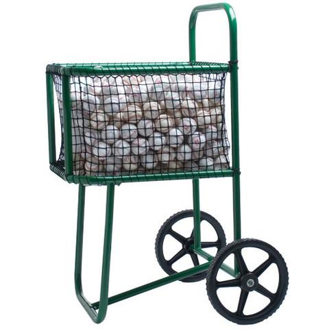 Batting Practice Ball Cart