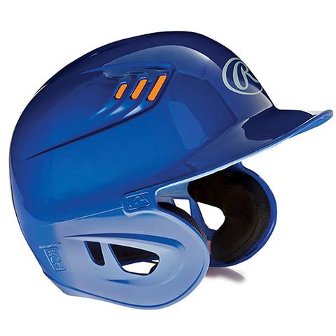 Rawlings CFABHN Batting Helmet - Black - XLG