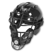 Schutt Vented Catchers Helmet/Mask - Black