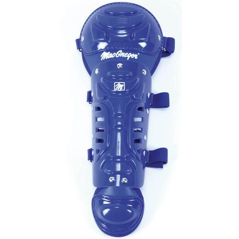 MacGregor B62 Single Knee Jr. Leg Guard - Black