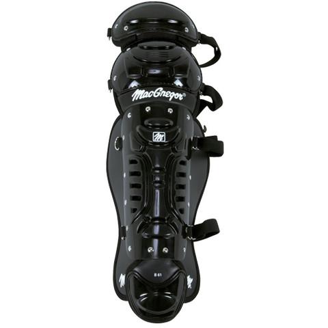 MacGregor B61 Dbl Knee Varsity Leg Guard - Royal