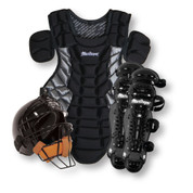Youth Catcher's Gear Pack - Black