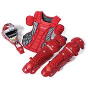 Varsity Catcher Gear Pack - Scarlet
