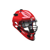 Schutt 2966 Air Maxx Catch Helmet - Cardinal