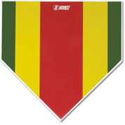 Schutt Strike Zone Home Plate