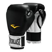 Pro Style Boxing Gloves-Black 16oz