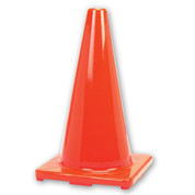 "18"" Orange Game Cones"